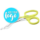 "7.25"" Medical Shears - Neon Yellow"