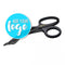 "7.25"" Medical Shears - Tactical Black"