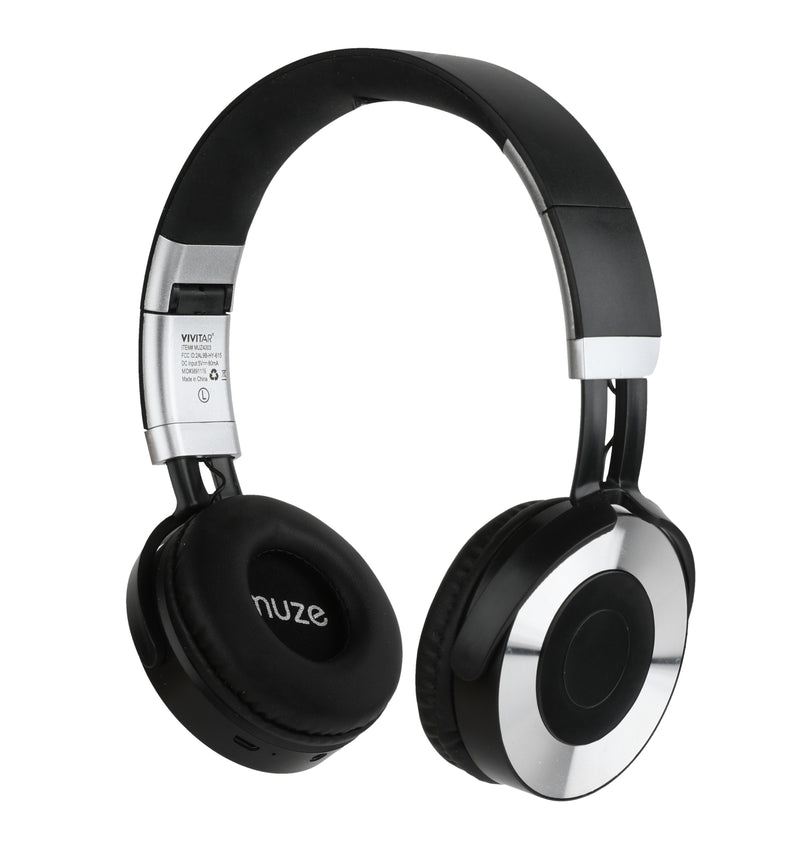 Vivitar Muze Intrigue Bluetooth Headphones