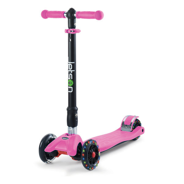 Twin kids Kick Scooter Pink