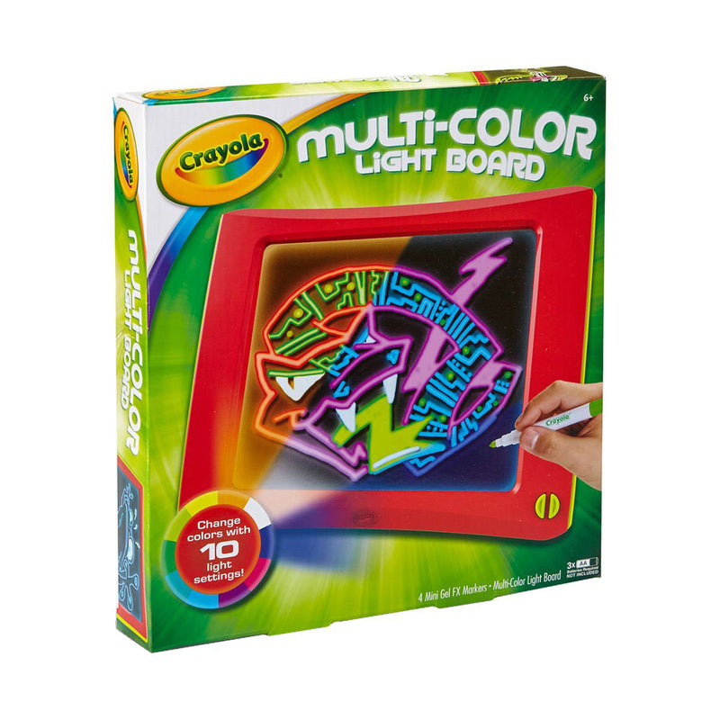 Crayola Mini Tri-Color Light Board