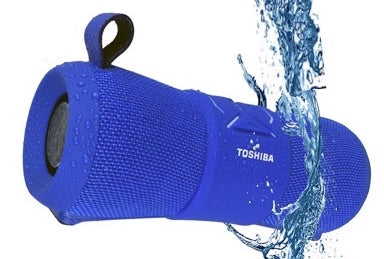 Toshiba Sonic Blast 3 Floating Waterproof Bluetooth Speaker