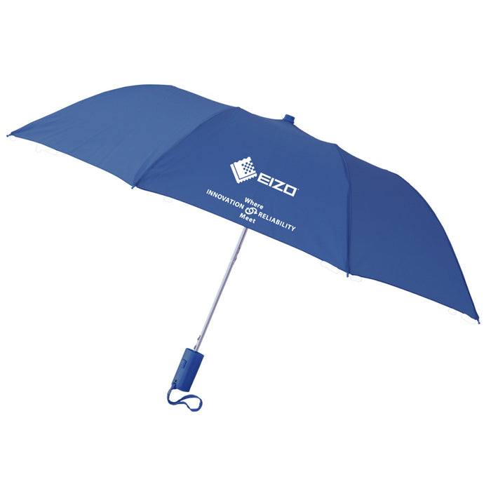 Auto Compact Umbrella Blue