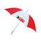 "60"" Windproof Umbrella Red/Wht"