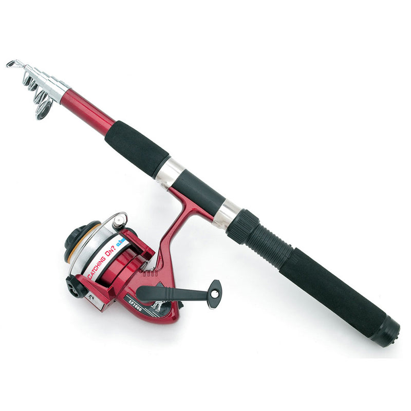 Telescoping Rod and Reel Set