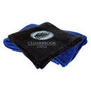 Coral Fleece Blanket Black