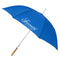 "48"" Auto Umbrella Royal Blue"