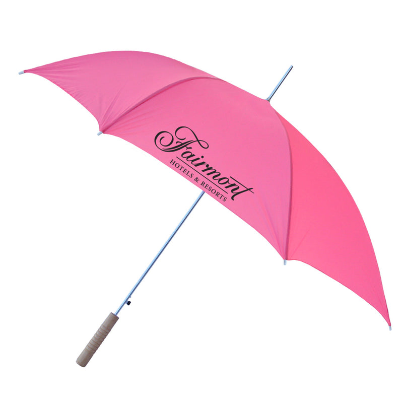 "48"" Auto Umbrella All Pink"