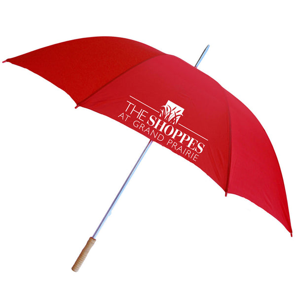 "48"" Auto Umbrella All Red"