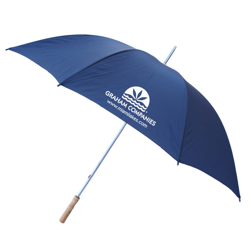 "60"" Windproof Umbrella Navy Bl"