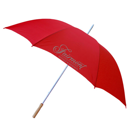 "60"" Windproof Umbrella Red"