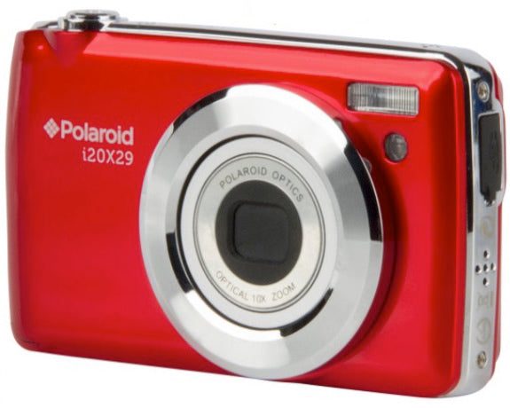"Polaroid Ultra-Slim 20.1MP, 10x Optical, 2.7""LCD, 1080pHD Digital Camera"