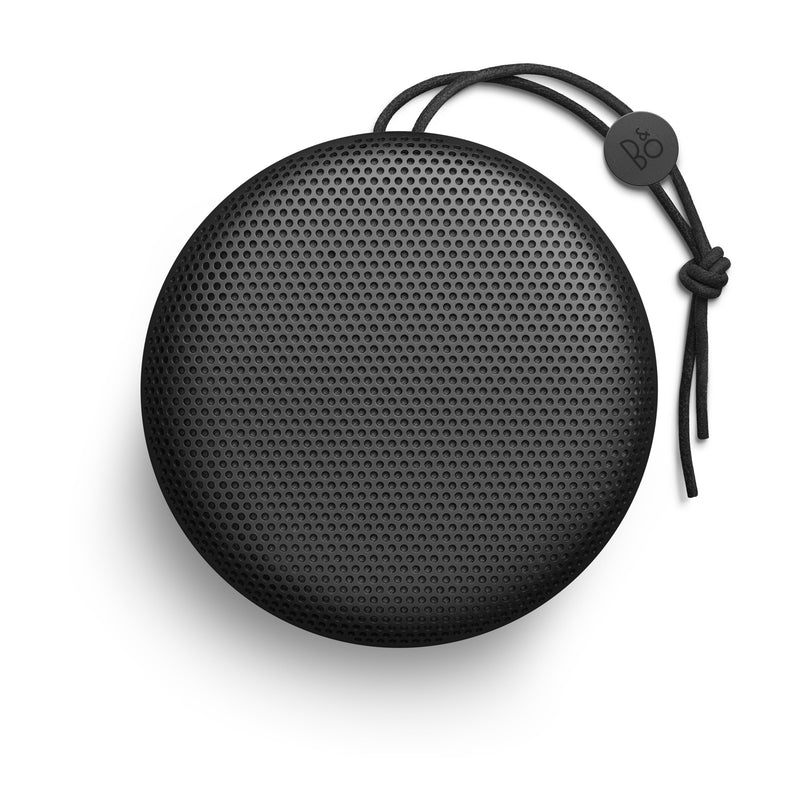 Bang & Olufsen BeoPlay A1 Compact Portable Bluetooth Speaker Black