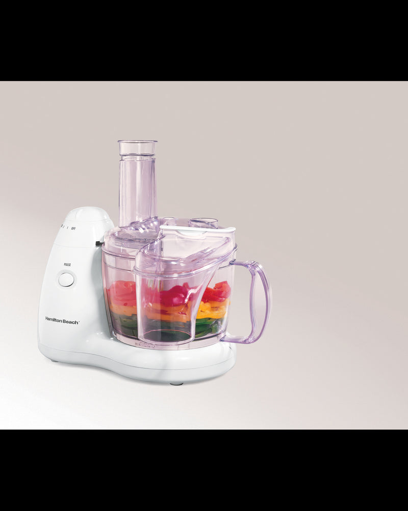 Hamilton Beach 8-Cup 2-Speed Food Processor