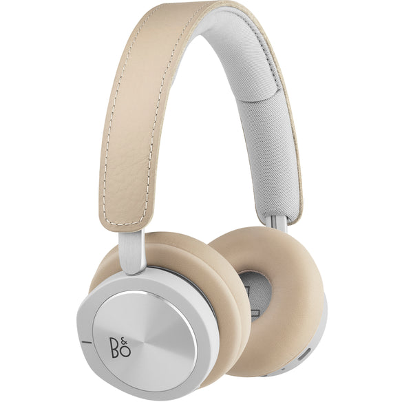 Bang & Olufsen Beoplay H8i BT Noise Cancelling On-Ear Headphones Natural