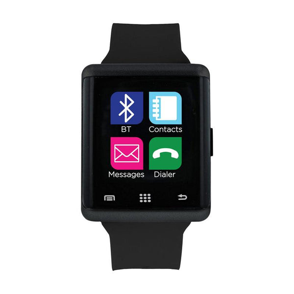 iTouch Wearables 45mm Air Smart Watch - (Black)