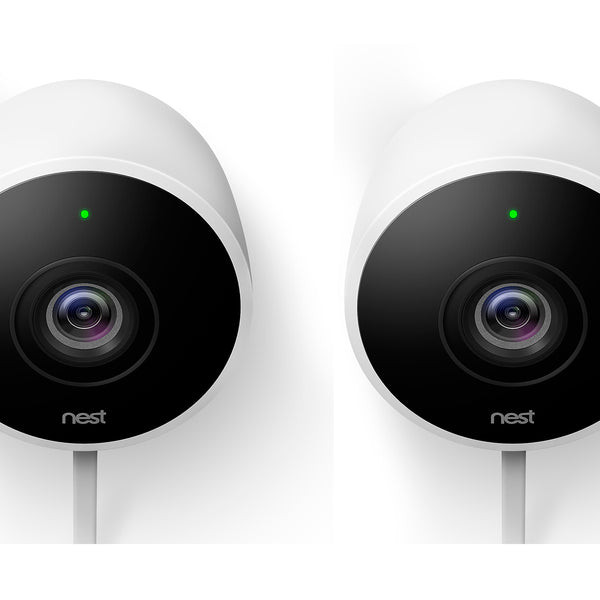Nest Cam Outdoor 2 Pack