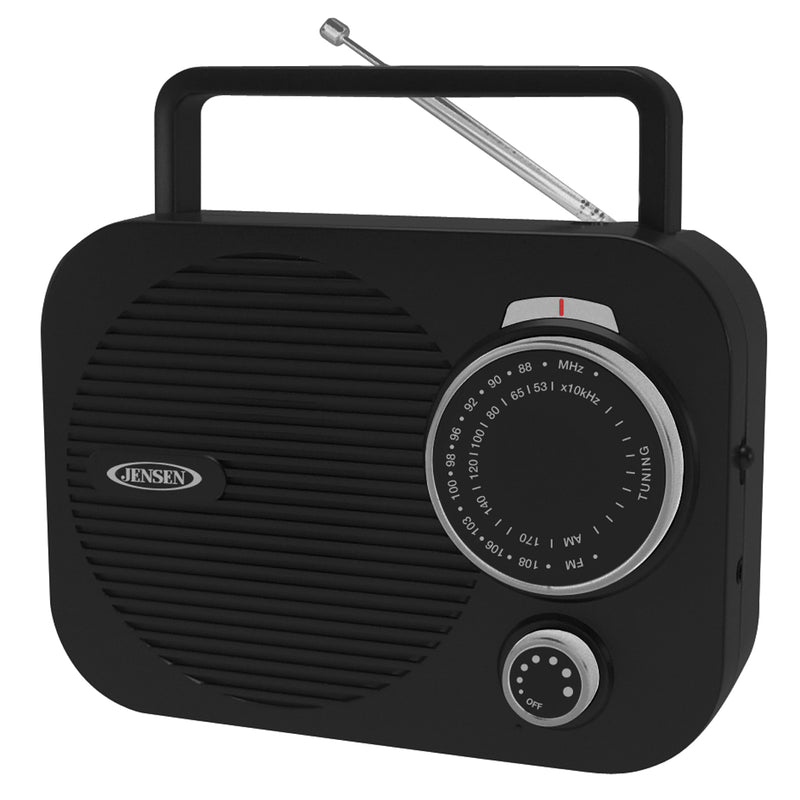 Portable AM/FM Radio