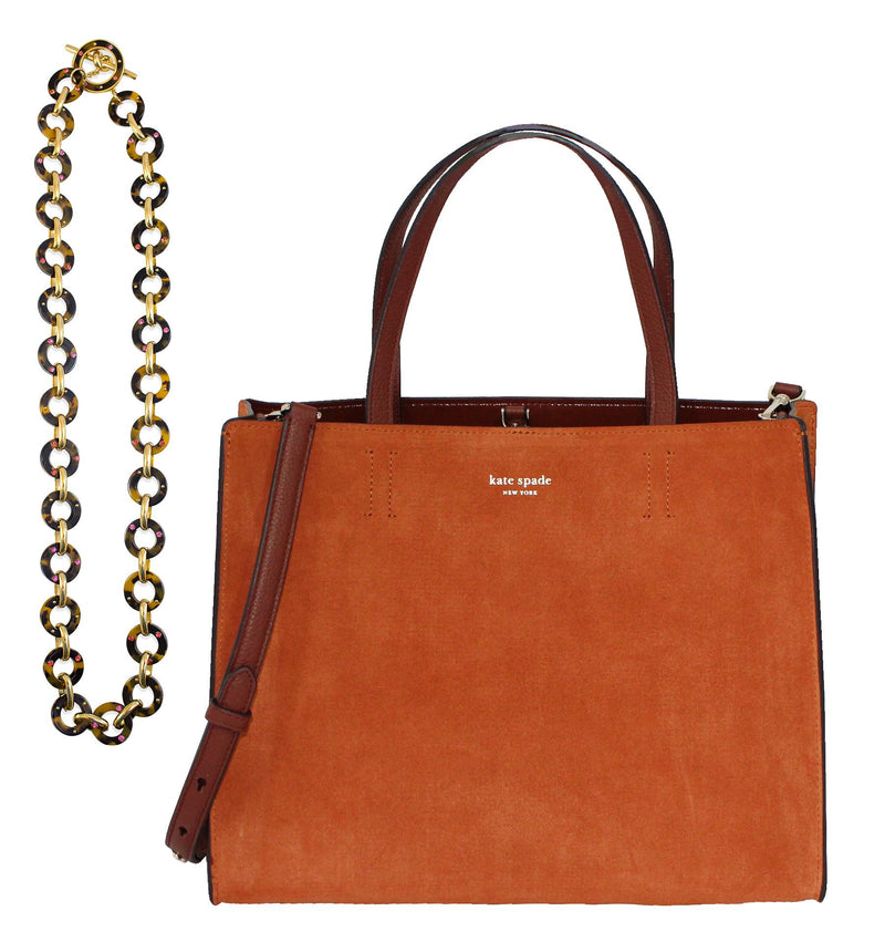 Kate Spade Out of Her Shell & Sam Large Satchel Grouping
