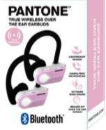 Pantone True Wireless Over the Ear Earbuds