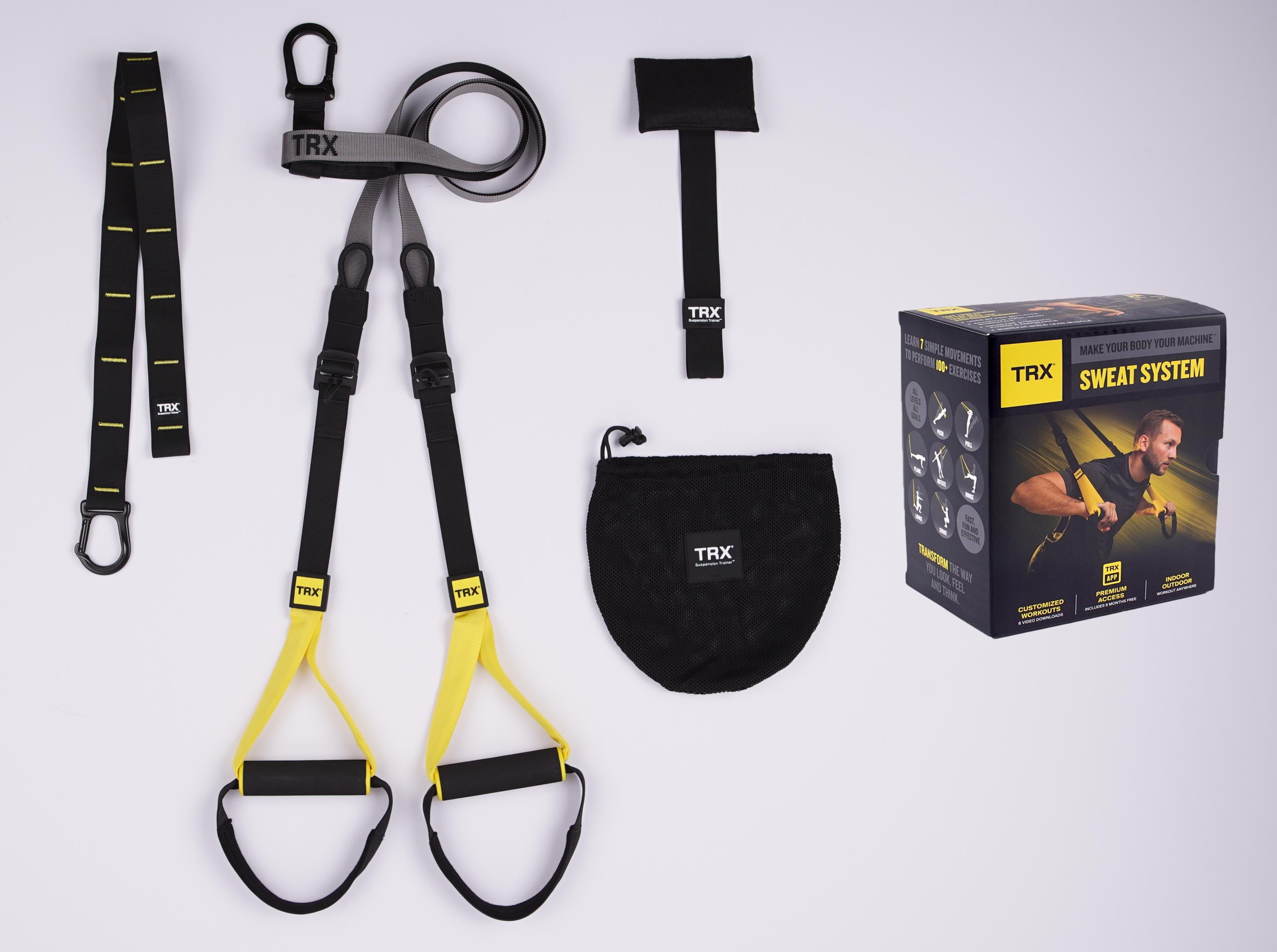 TRX Training TRX SWEAT System with 6 months App