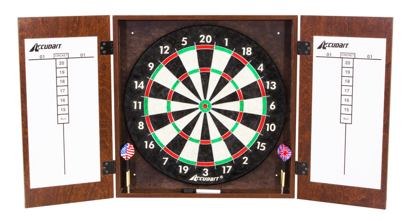 Unicorn - Dartboard Cabinet Set
