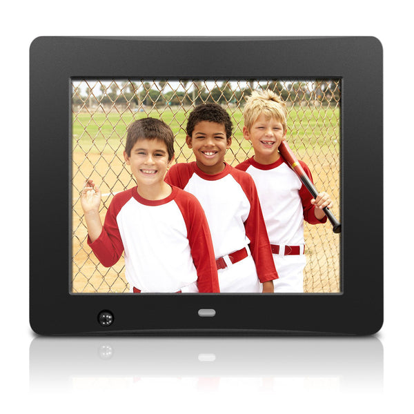 8 inch Digital Photo Frame with Motion Sensor and 4GB Built-in Memory
