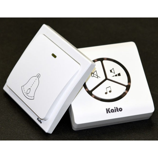 Kaito Wireless Self Powered Doorbell