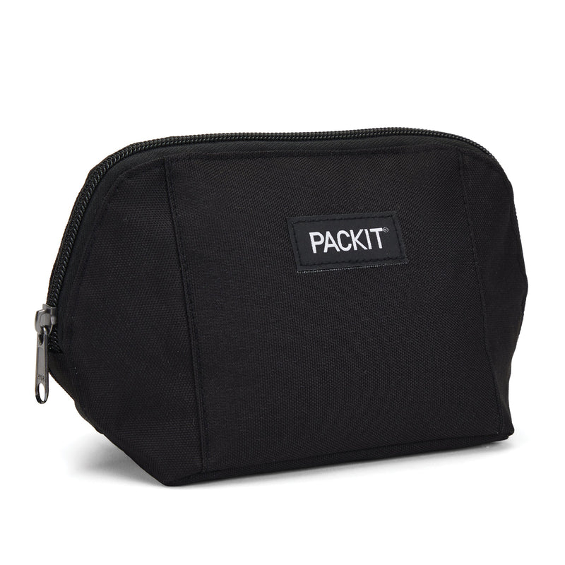 Black Snack Bag