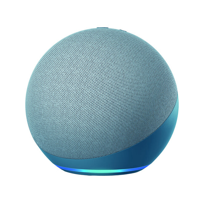 Amazon Echo Dot 4th Generation - (Twilight Blue)