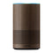 Amazon Echo 2nd Generation Smart Speaker with Alexa - (Walnut Finish)