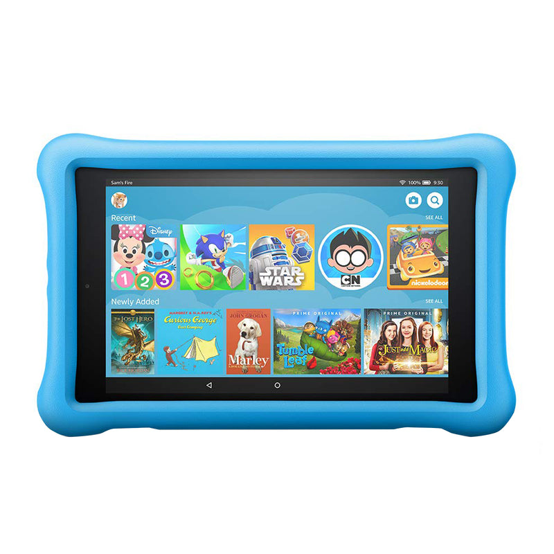 Amazon 8 - Inch Fire HD Kids Edition 32GB Tablet - (Blue)