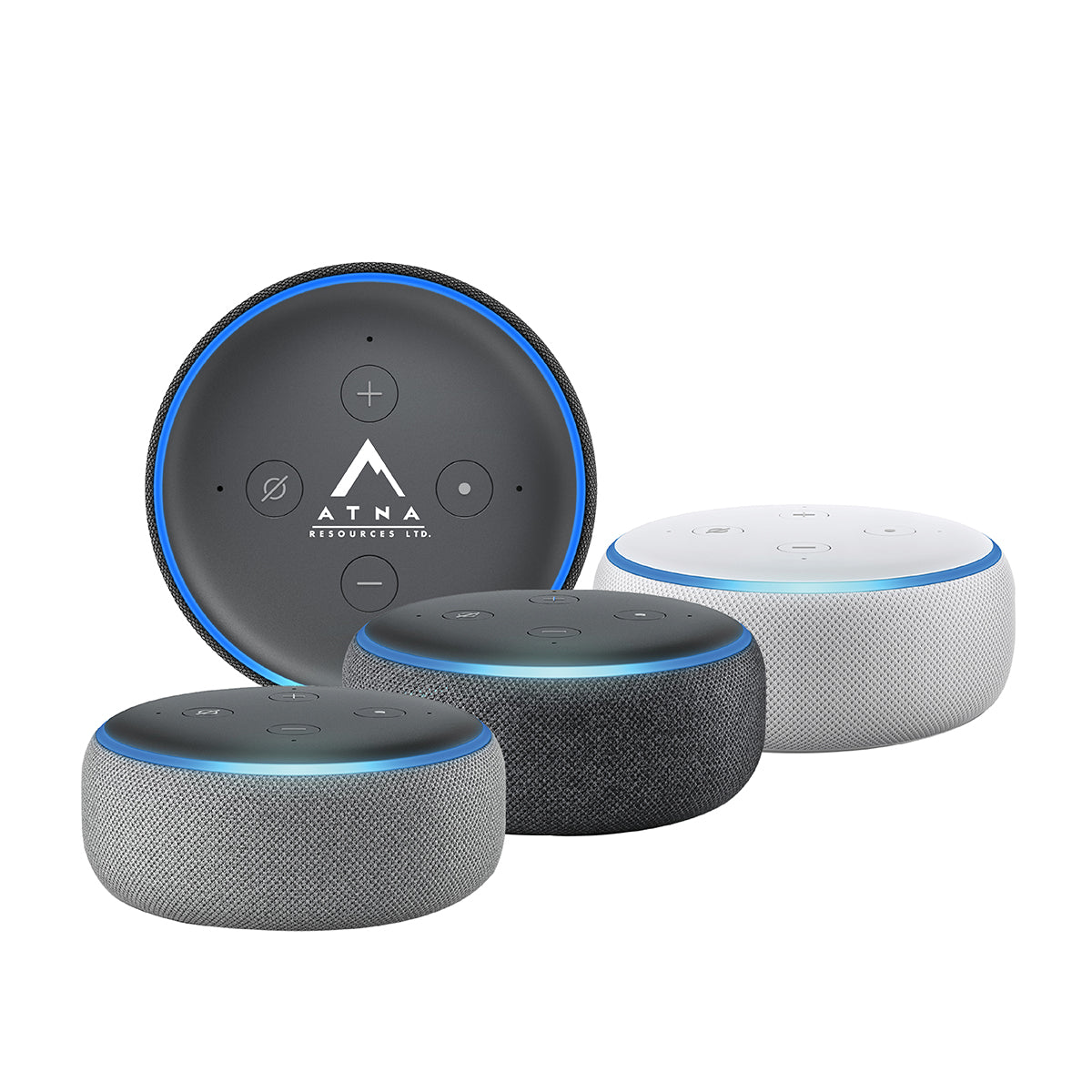 Amazon Echo Dot 3rd Generation - (Charcoal)