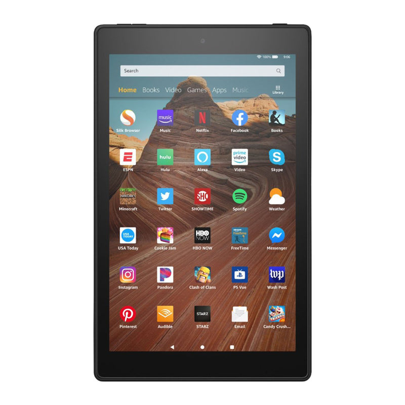 Amazon 10 - Inch Fire HD 10 Tablet 32 GB - (Black)