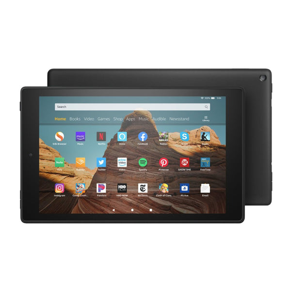 Amazon 10 - Inch Fire HD 10 Tablet 64GB - (Black)