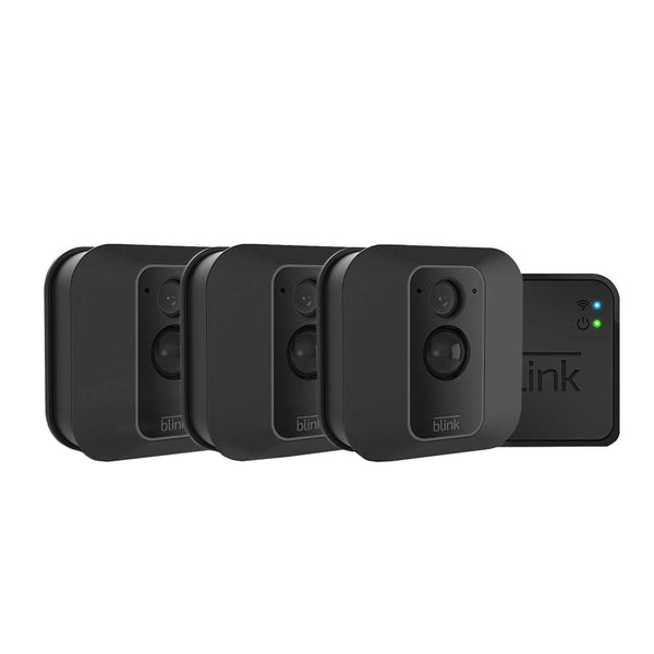 Amazon Blink XT2 Indoor/Outdoor Smart Camera - (Set of 3)