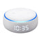 Amazon Echo Dot With Clock - (Sandstone)