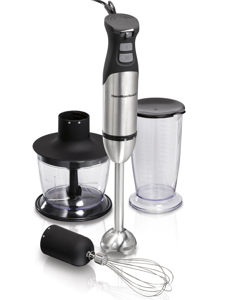 Hamilton Beach 7pc Variable Speed Hand Blender w/ Turbo Boost