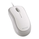 Basic Optical Mouse USB Port (White)