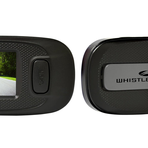 "Whistler Dash Cam with 1.5"" LCD Monitor"