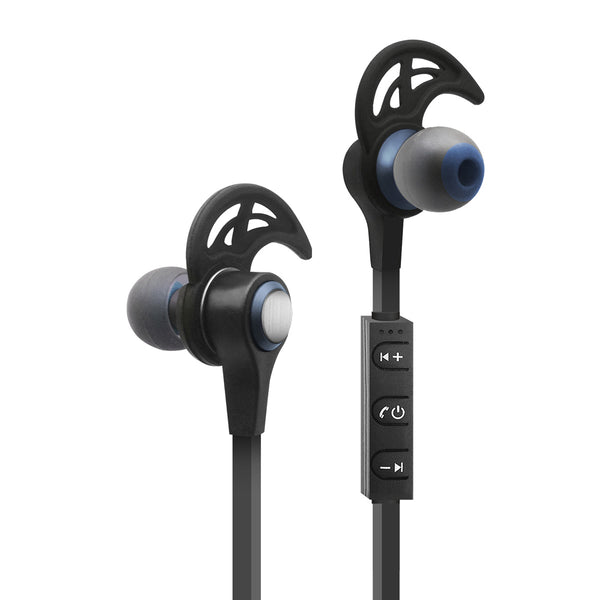 Sentry Sync: Bluetooth Stereo Earbuds with Mic