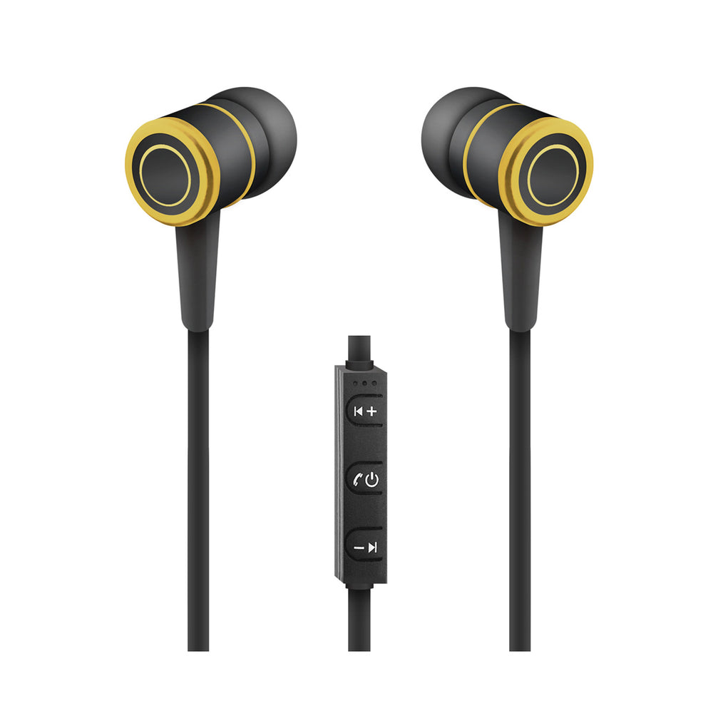 Sentry Evo: Bluetooth Wireless Earbuds.