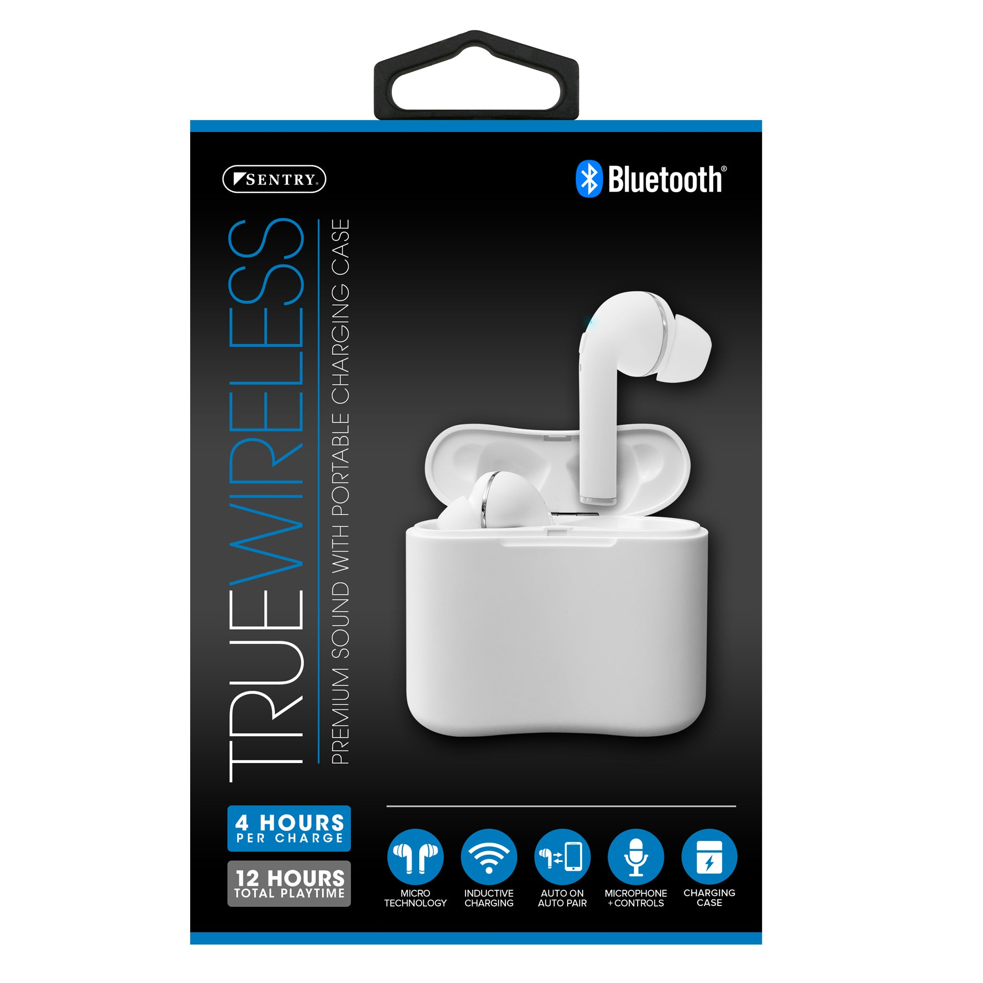 BLUETOOTH Mini InEar Tru Wireless w case