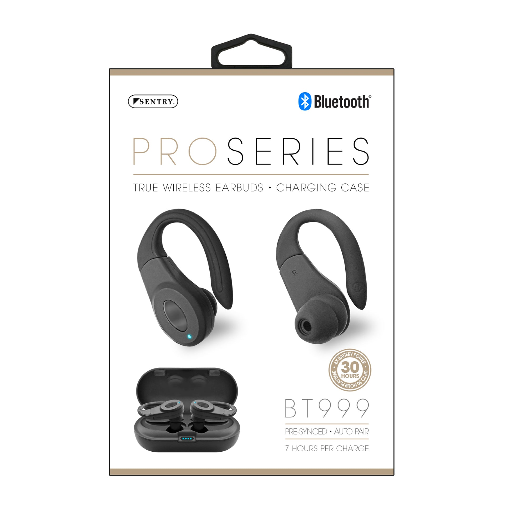 BLUETOOTH TRUE WIRELESS SPORT EARBUDS