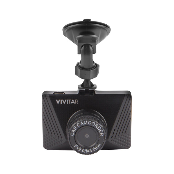 Vivitar 2-in-1 Digital HD Car Dash Cam/Digital Camera
