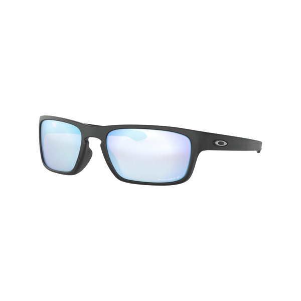 Oakley Polarized Sliver Stealth Sunglasses