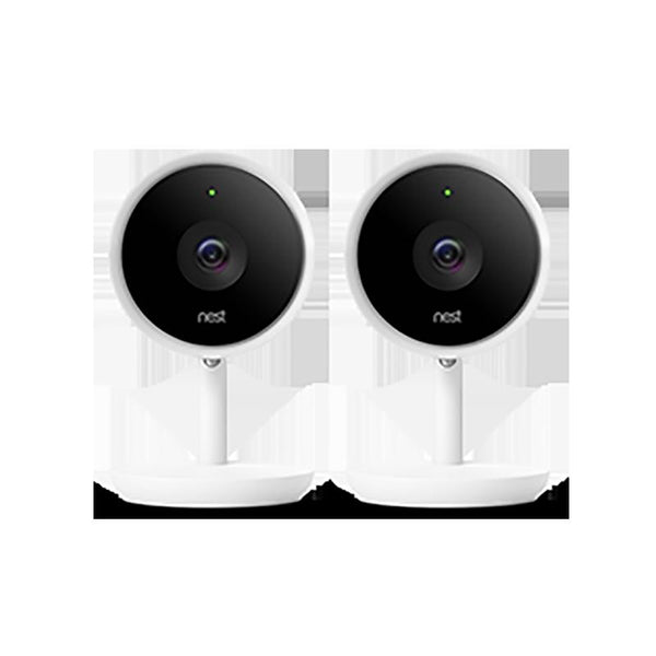 Nest Cam IQ Indoor 2 Pack