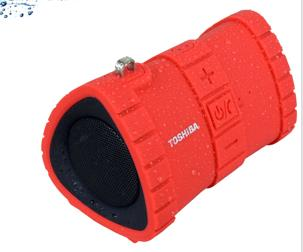 Toshiba Sonic Dive 2 Rugged Waterproof Bluetooth Speaker