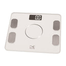 Kalorik Bluetooth White Electronic Body Fat Scale