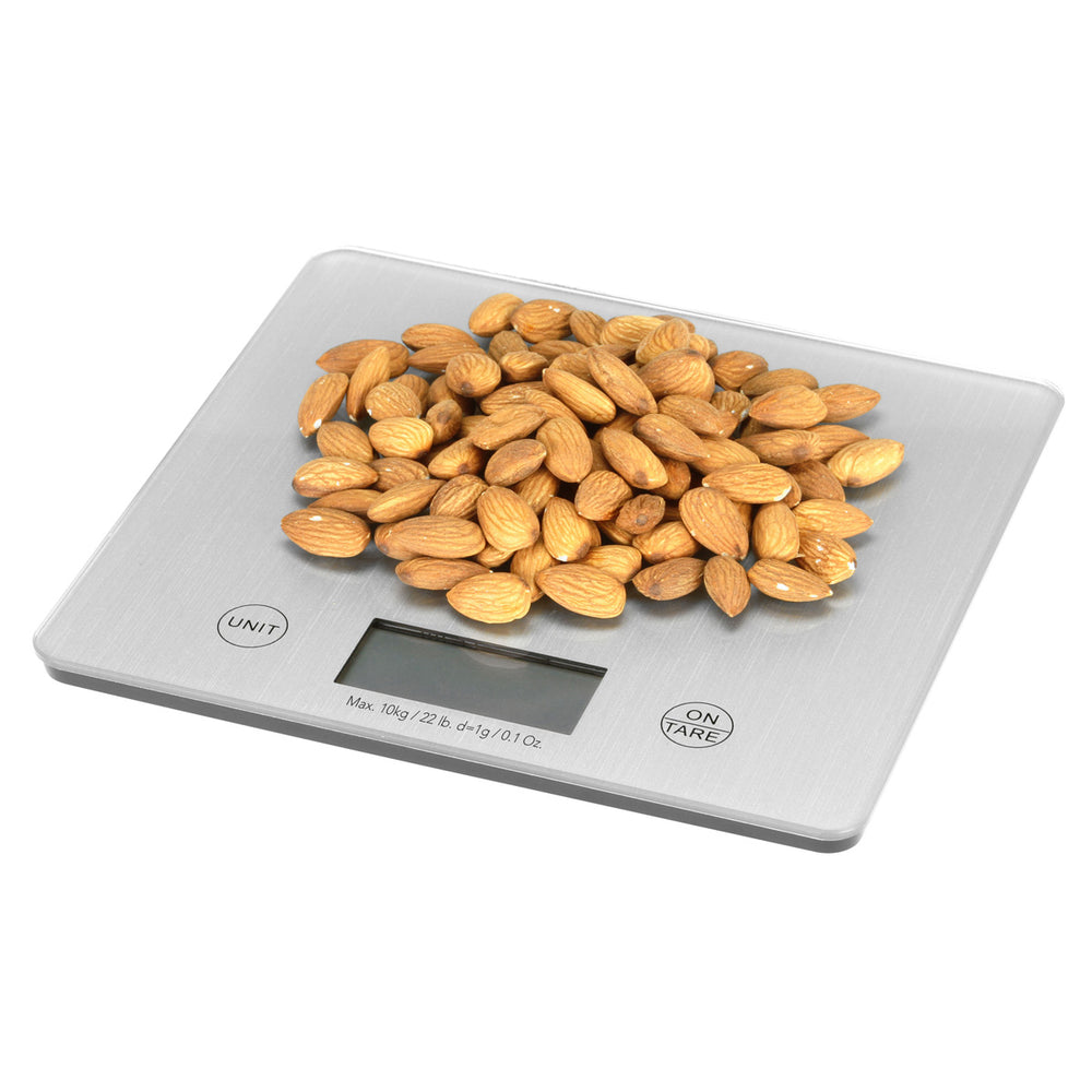 Kalorik XL Silver Digital Kitchen Scale.